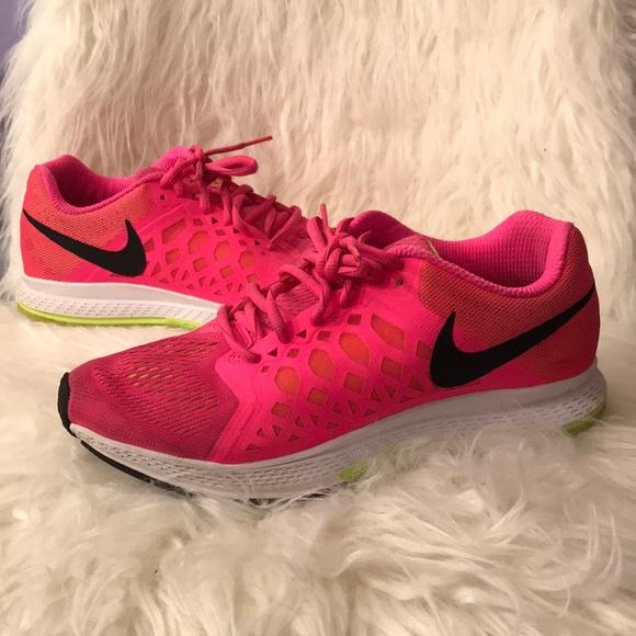 Oficial ideología Arbitraje  Nike Shoes | Womens Nike Air Zoom Pegasus 3 Running Shoes | Poshmark